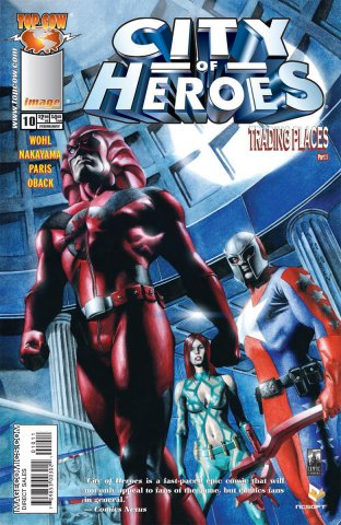 City of Heroes v2 10 (February 2006)
