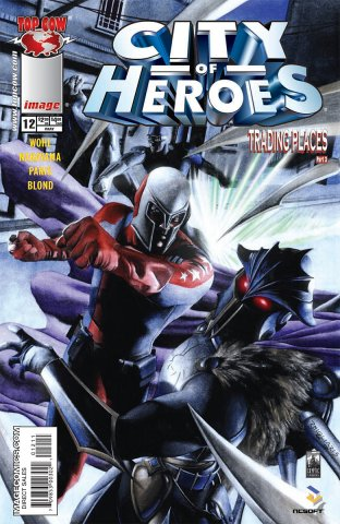 City of Heroes v2 12 (May 2006)