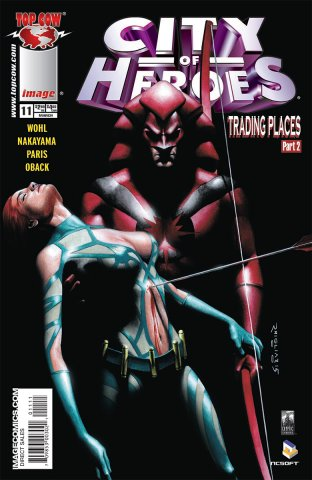 City of Heroes v2 11 (March 2006)