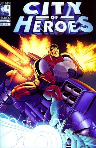 City of Heroes v1 07 (December 2004)