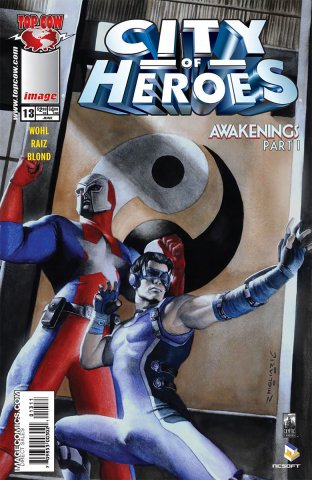 City of Heroes v2 13 (June 2006)