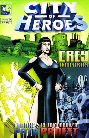 City of Heroes v1 08 (January 2005)