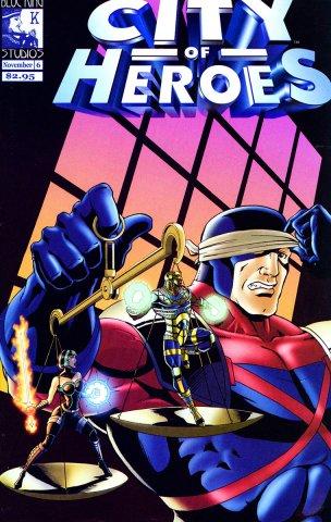 City of Heroes v1 06 (November 2004)