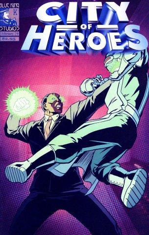 City of Heroes v1 09 (February 2005)
