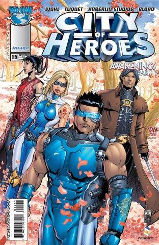 City of Heroes v2 15 (September 2006)