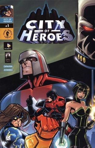 City Of Heroes (September 2002)