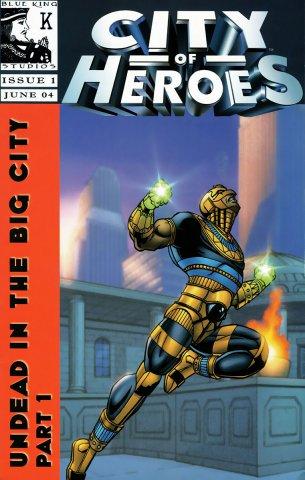 City Of Heroes v1 01 (June 2004)