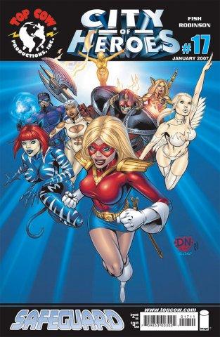 City of Heroes v2 17 (January 2007)