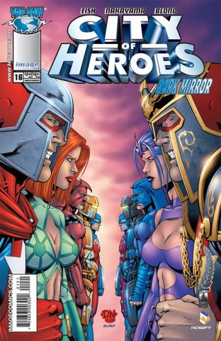 City of Heroes v2 16 (November 2006)