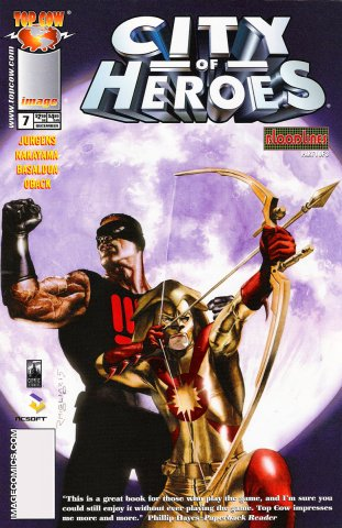 City of Heroes v2 07 (December 2005)