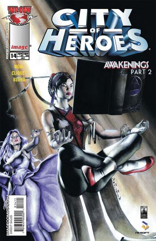 City of Heroes v2 14 (July 2006)