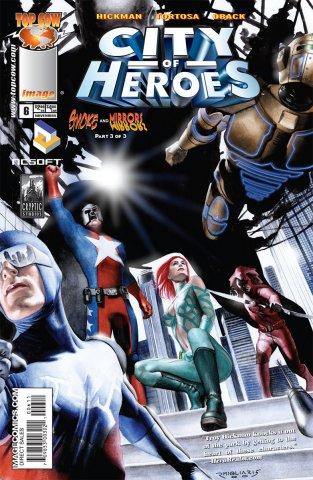 City of Heroes v2 06 (November 2005)