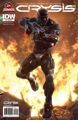 Crysis 06 (variant) (October 2011)