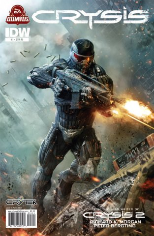 Crysis 01 (variant) (June 2011)