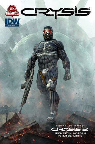 Crysis 02 (variant) (July 2011)