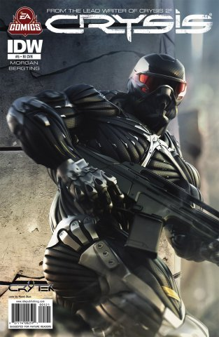 Crysis 05 (variant) (October 2011)