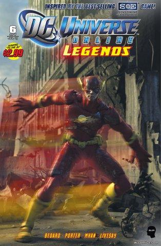 DC Universe Online Legends 006a (June 2011)