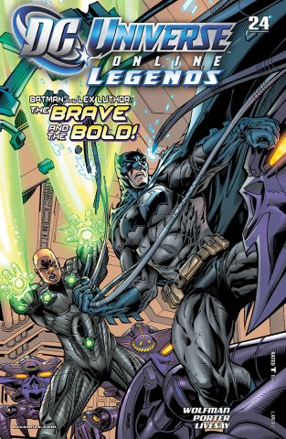 DC Universe Online Legends 024 (April 2012)