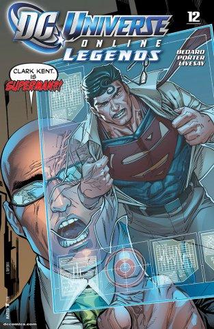 DC Universe Online Legends 012 (September 2011)