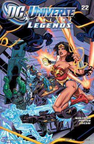DC Universe Online Legends 022 (March 2012)