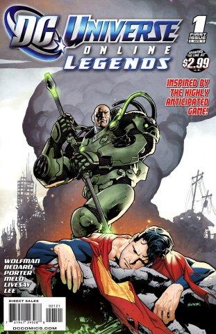 DC Universe Online Legends 001c (April 2011)