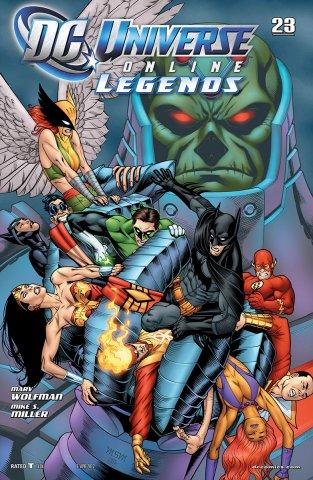 DC Universe Online Legends 023 (April 2012)