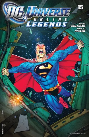 DC Universe Online Legends 015 (December 2011)