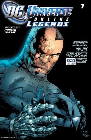 DC Universe Online Legends 007 (July 2011)