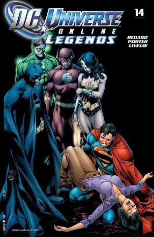 DC Universe Online Legends 014 (October 2011)
