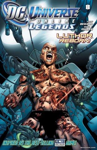 DC Universe Online Legends 008 (July 2011)