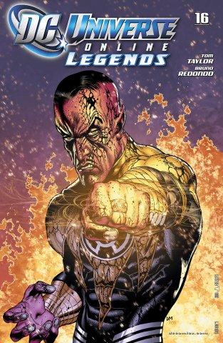 DC Universe Online Legends 016 (December 2011)