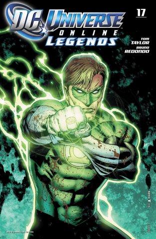 DC Universe Online Legends 017 (January 2012)