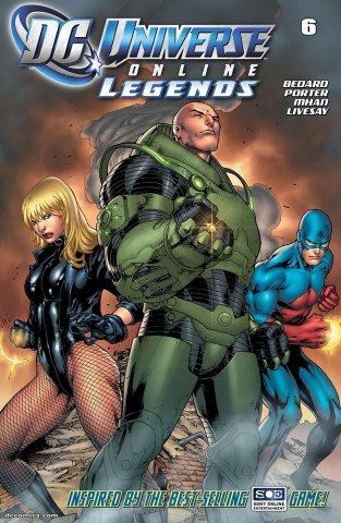 DC Universe Online Legends 006b (June 2011)