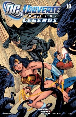 DC Universe Online Legends 018 (January 2012)