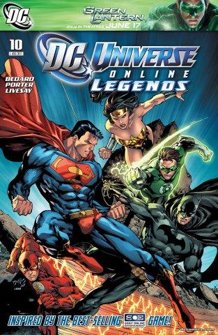 DC Universe Online Legends 010 (August 2011)