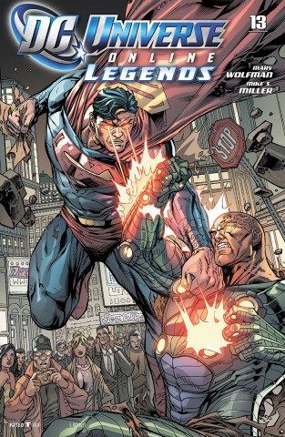 DC Universe Online Legends 013 (October 2011)