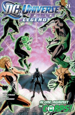 DC Universe Online Legends 021 (March 2012)