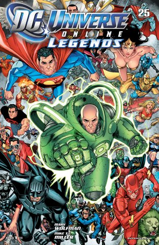 DC Universe Online Legends 025 (May 2012)