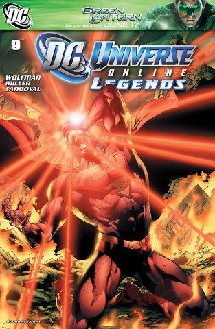 DC Universe Online Legends 009 (August 2011)