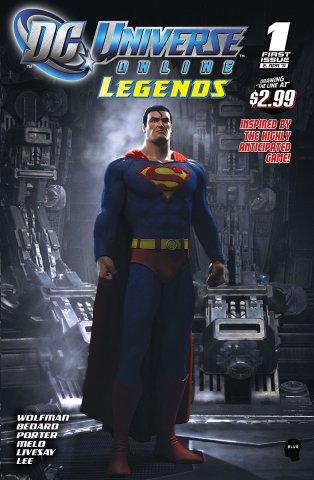 DC Universe Online Legends 001a (April 2011)