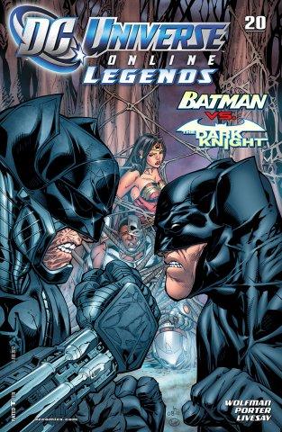 DC Universe Online Legends 020 (February 2012)