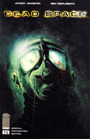 Dead Space 01 (variant) (March 2008)