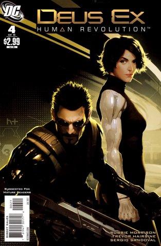 Deus Ex: Human Revolution 004 (July 2011)