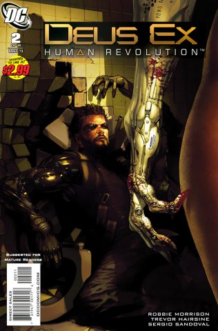 Deus Ex: Human Revolution 002 (May 2011)