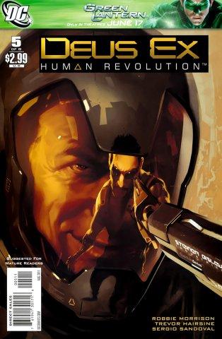 Deus Ex: Human Revolution 005 (August 2011)