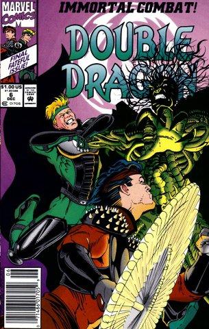 Double Dragon 06 (December 1991)