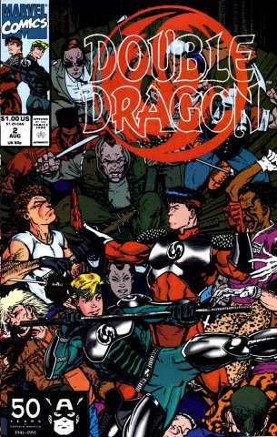 Double Dragon 02 (August 1991)