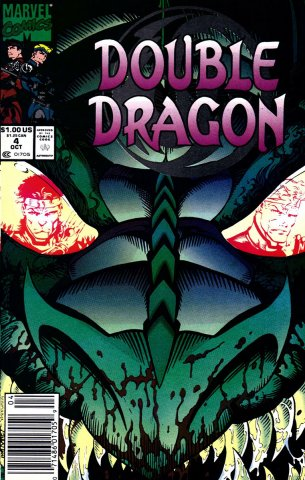 Double Dragon 04 (October 1991)