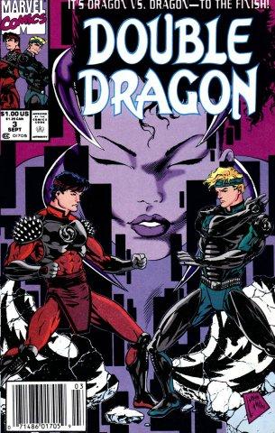 Double Dragon 03 (September 1991)