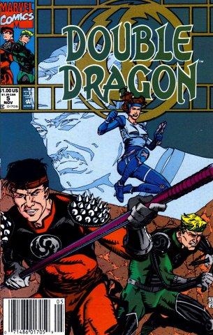 Double Dragon 05 (November 1991)
